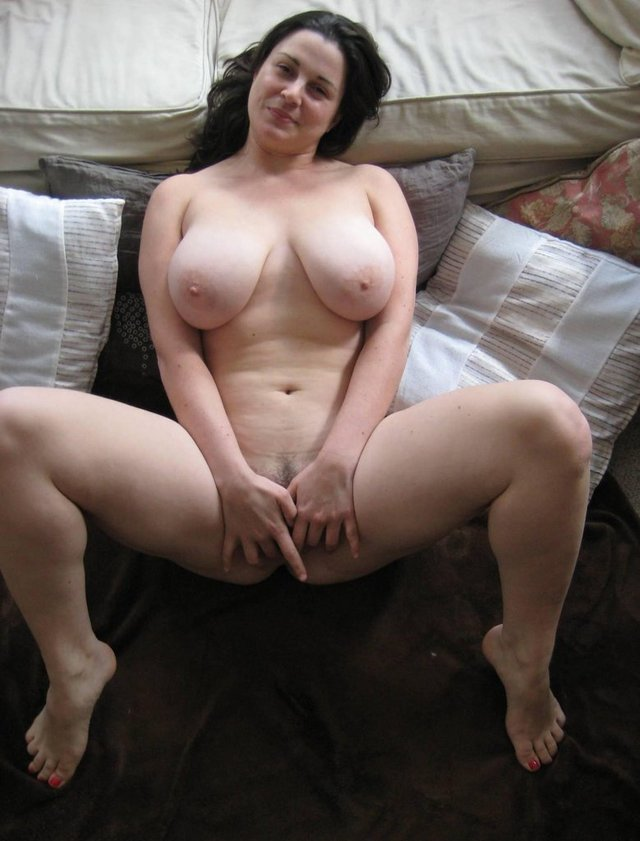 wives topless boobs chubby with Amateur