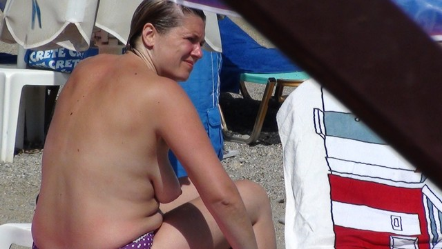 mature beach porn pictures mature beach topless nice