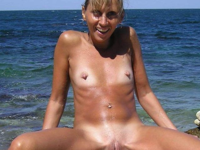 from Nathaniel old mature beach porn
