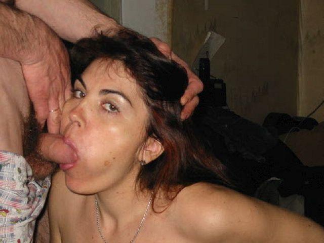 Type cock drunk mature sucking