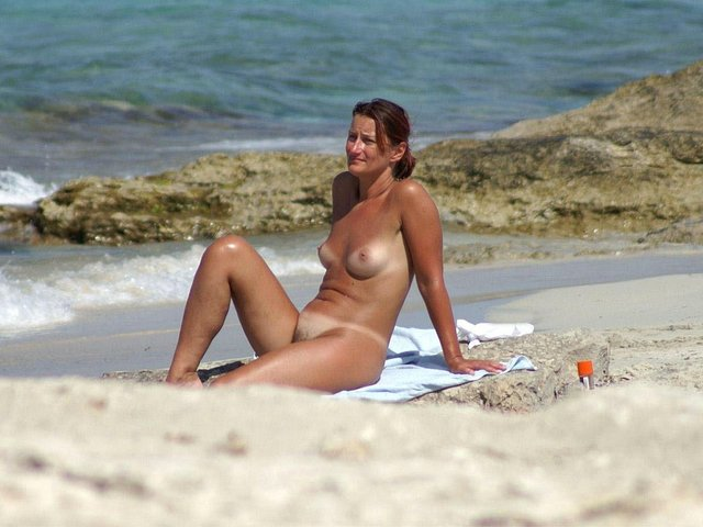 nude beach forida