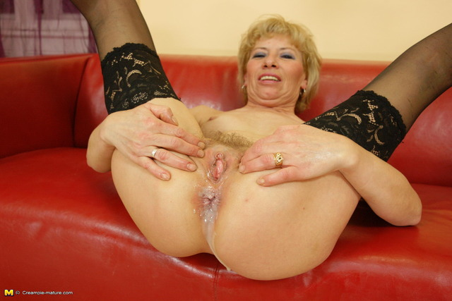 mature cream pie pic dev
