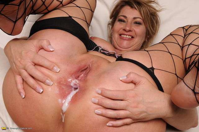 mature creampie photos pictures