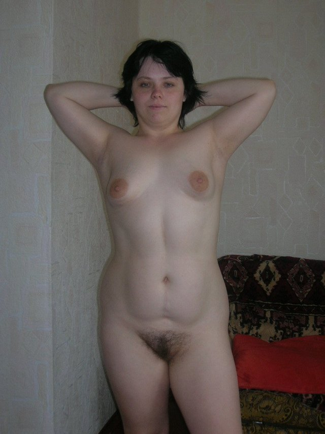 More modest mature women showering naked