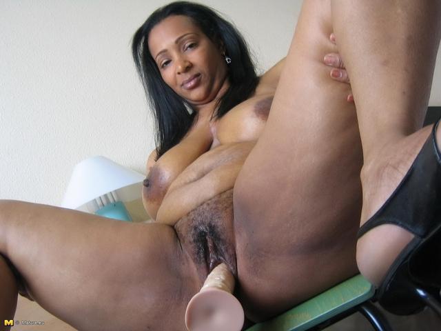 Mature Ebony Porn Movies