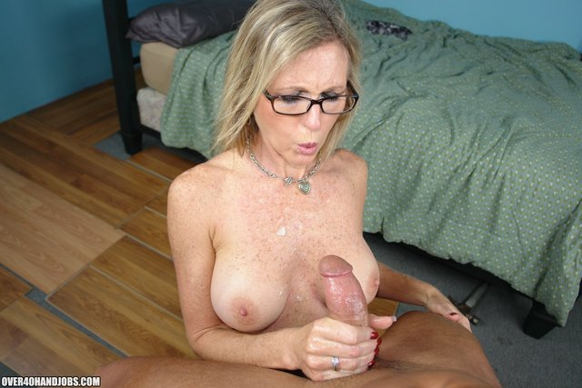 mature hand jobs porn porn older woman over handjobs
