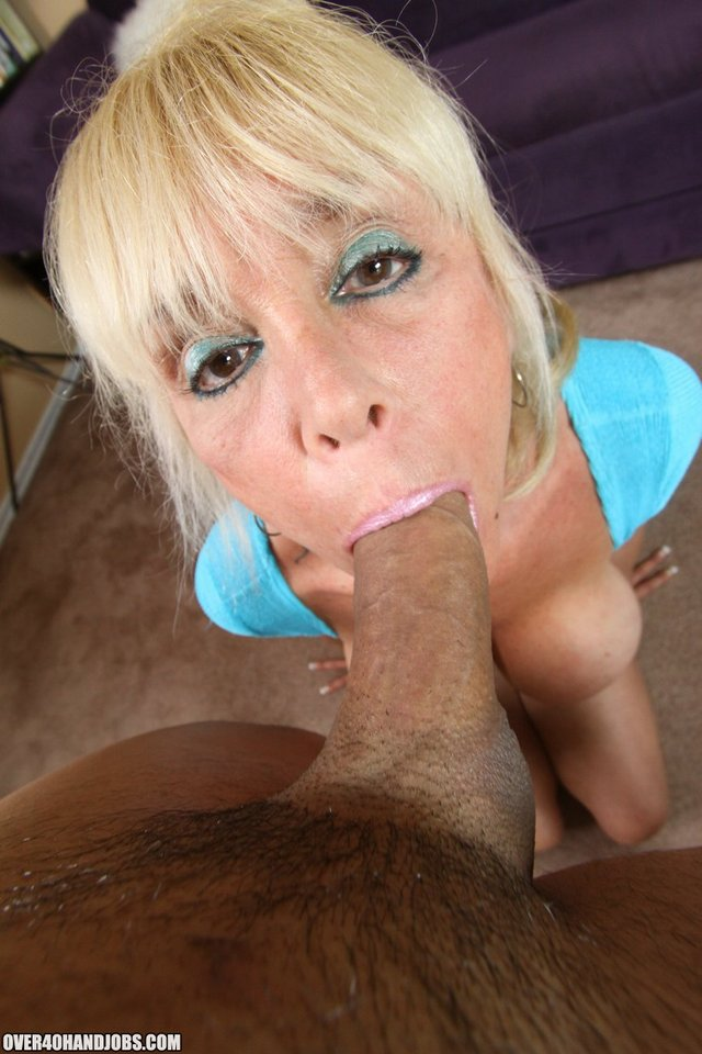 mature hand jobs porn tit over gets fucked gives hand handjob burbank handjobs shelly applies bomber