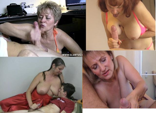 mature women giving handjobs № 743722