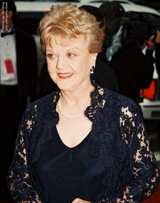 mature ladies pics hair angela lansbury