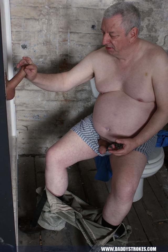 Big cock Blowjob Daddy Gay German