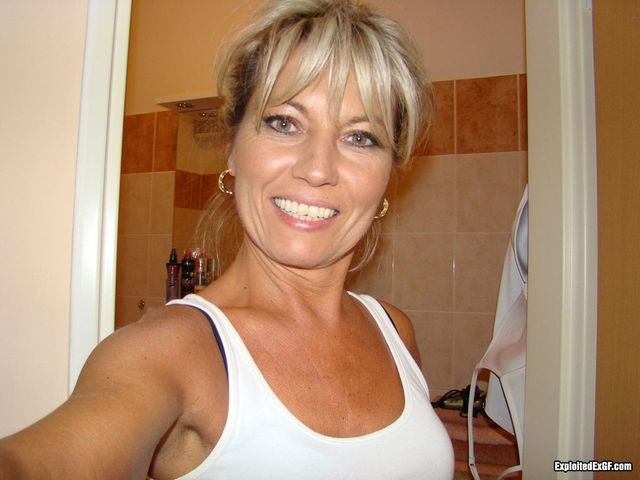 mature milf gallery mature milf self shot