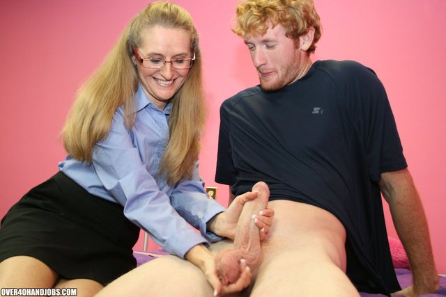 Handjob From Mom 103