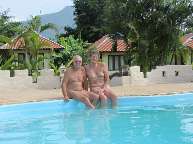 mature nudist gallery pictures pool nudism