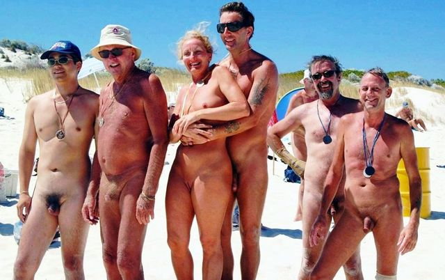 mature nudist pic mature young nudist