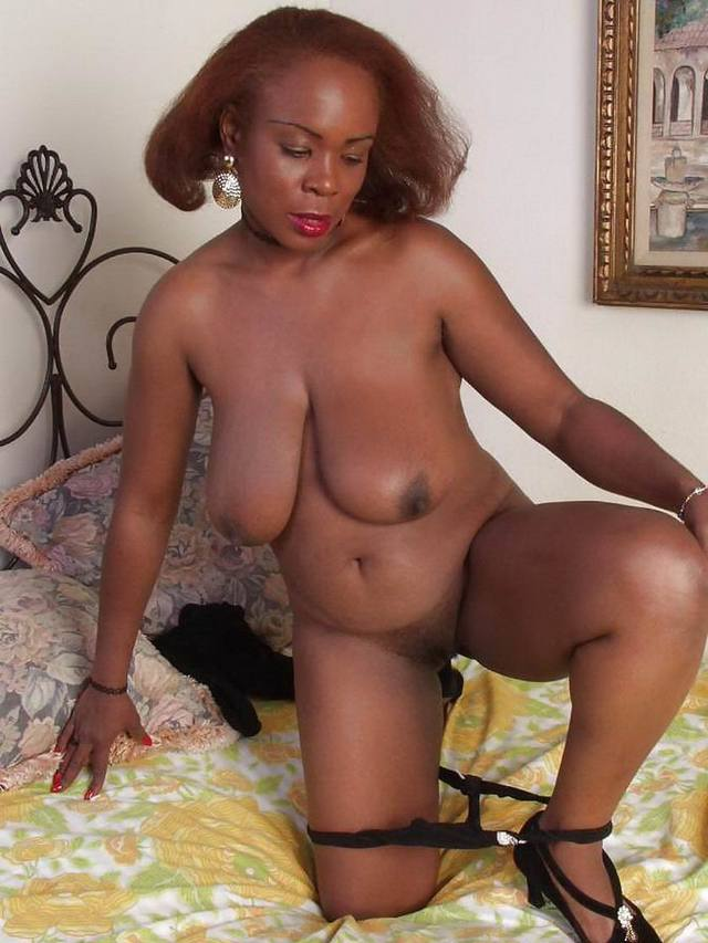Free mature black female image