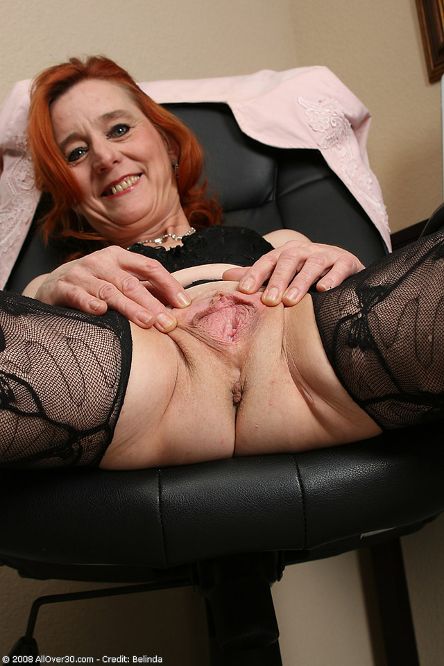 mature red head galleries mature large maggie redhead allover office secretary computer hbjdefc