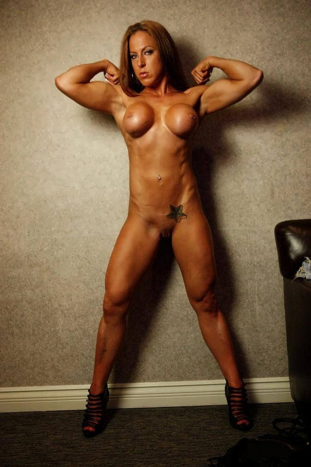 Tall Naked Athletes 91