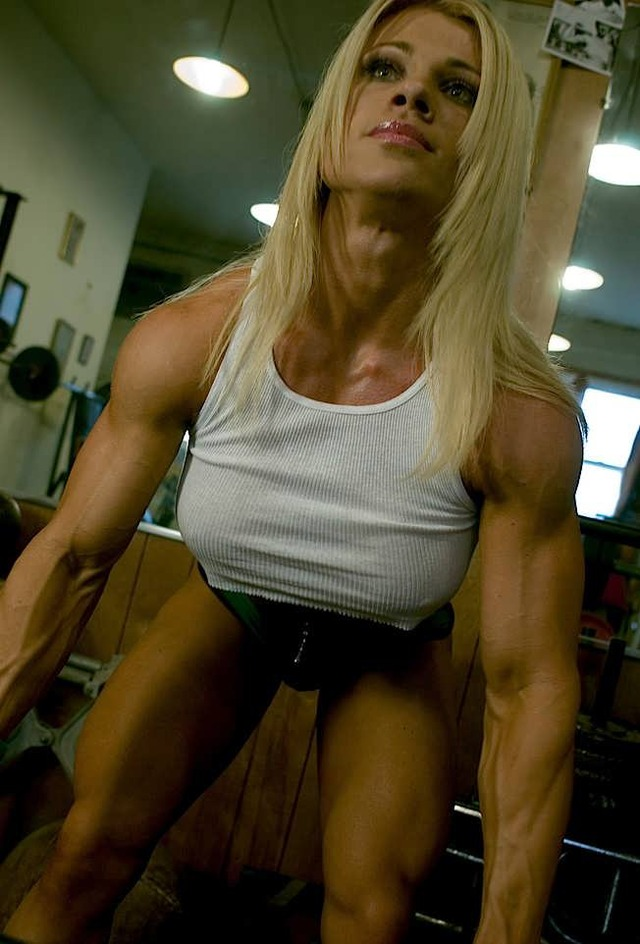 Muscle Mature Tits 76