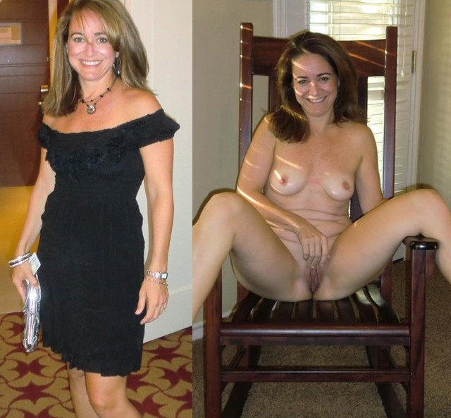 milf nudes milf cute nudes after before dressed undressed bating