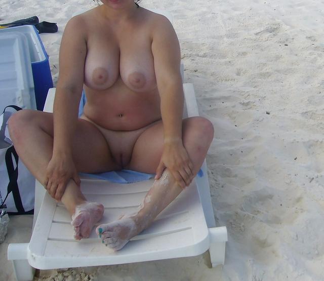 mother son nudist beach