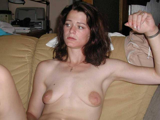 Mom areolas right amateur amateur big which