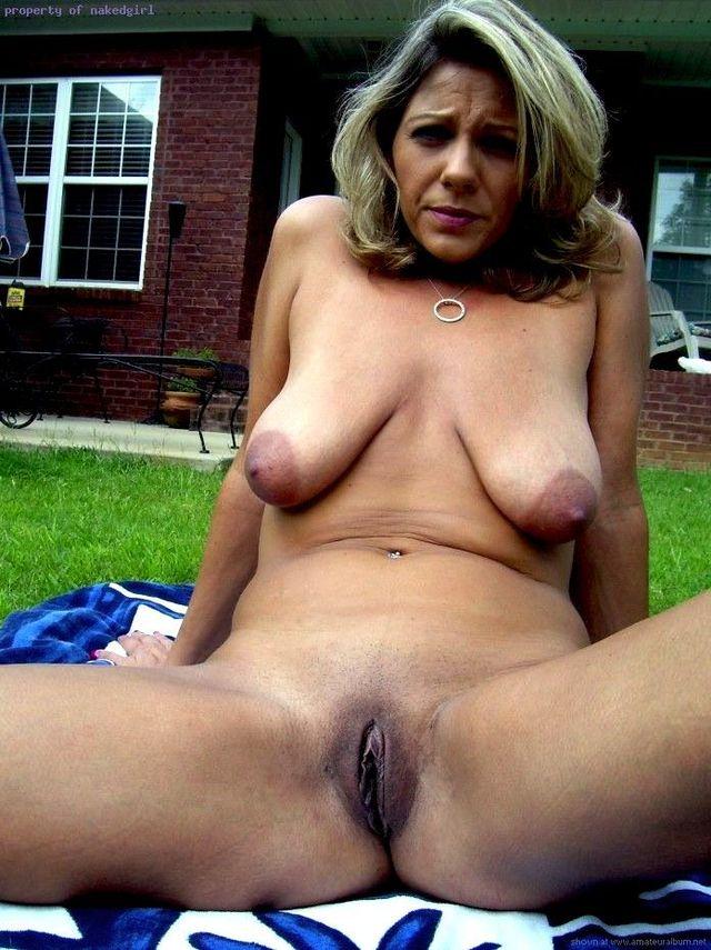 Порно фото зрелых с большими висячими сиськами