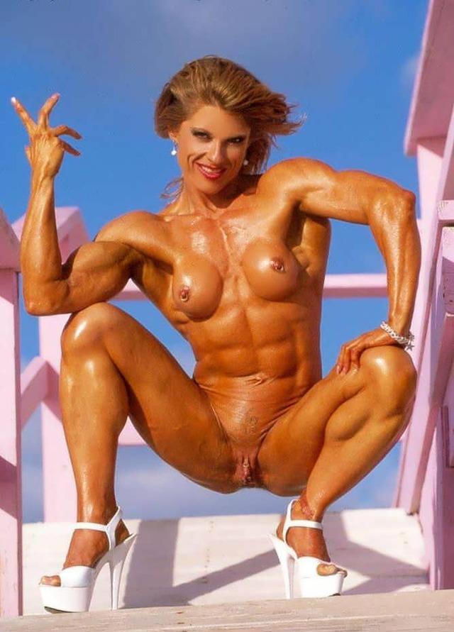 from Kamdyn naked female athlete photos