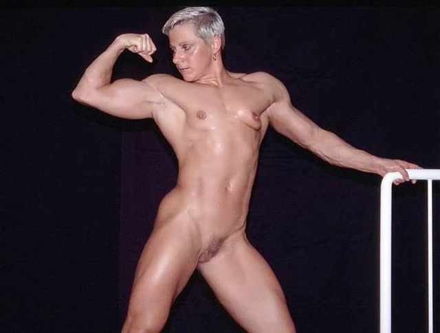 nude asian women bodybuilders