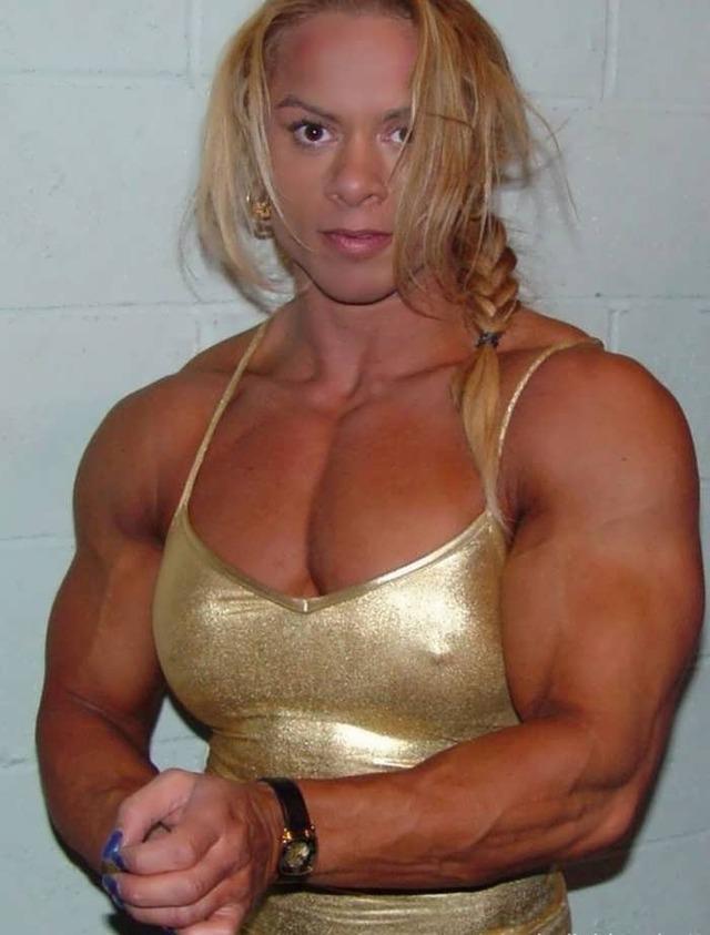 athletic women Mature