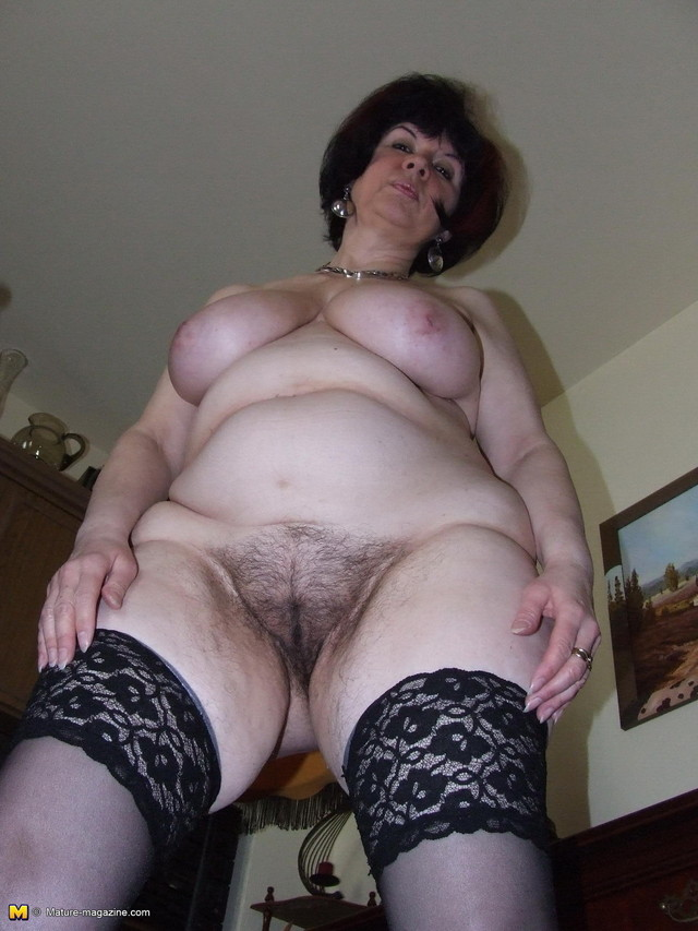 Interesting bbw mature granny oma about