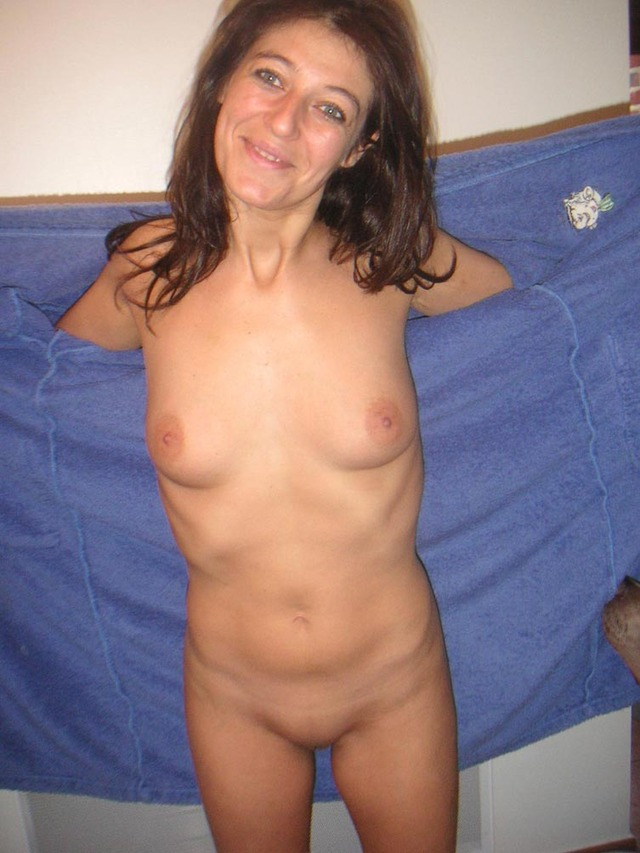 amature milf getting naked