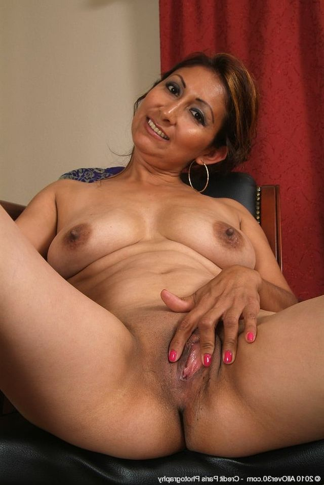 mexican mature nude