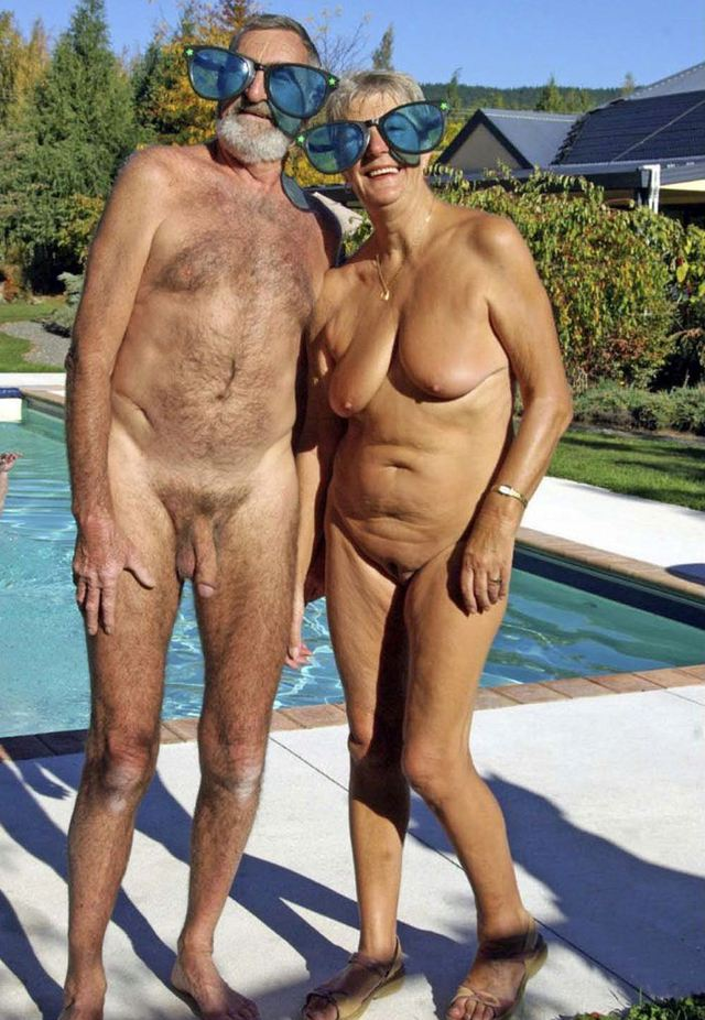 Senior singles nudist