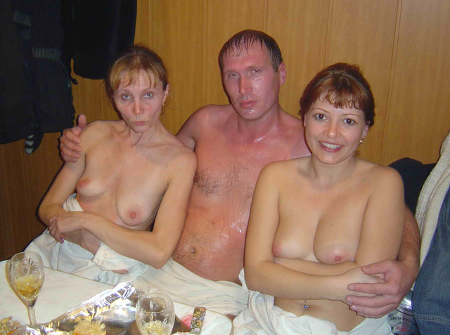 Granny nudist with family pics