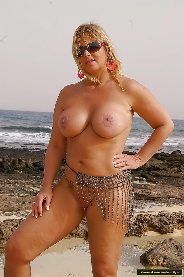 Be. mature topless beach photo not leave!