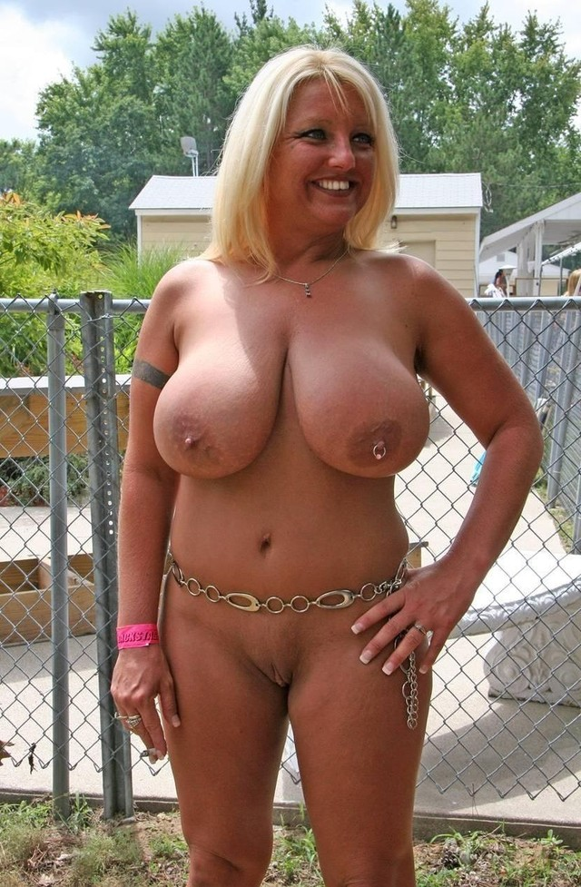 huge titted older woman
