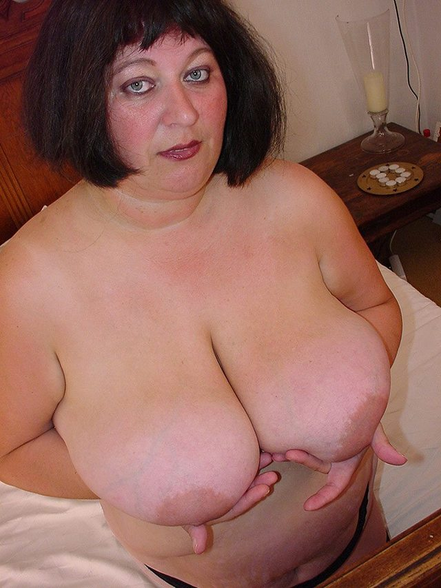 boob women mature big Chubby