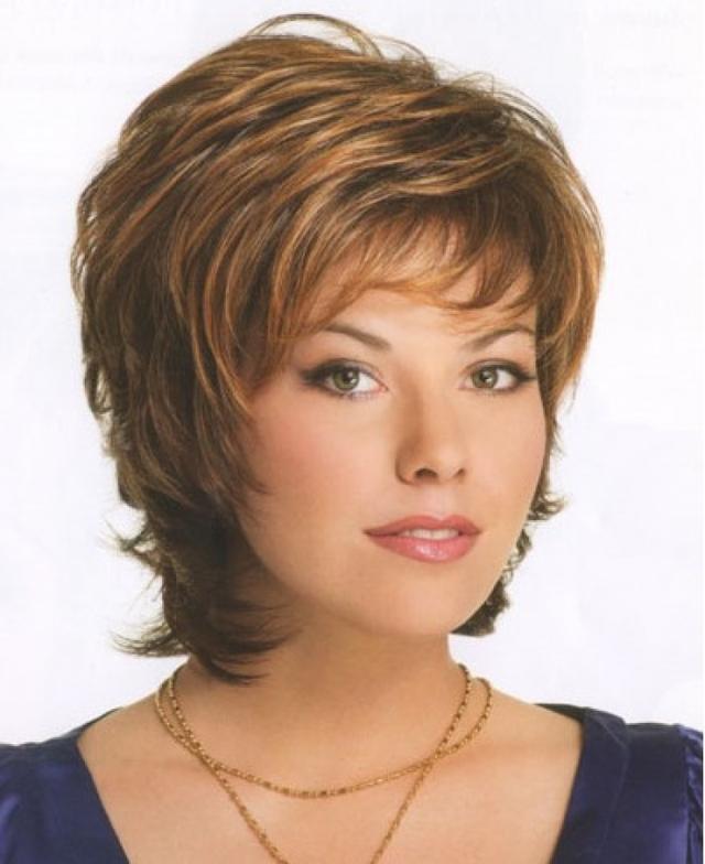 Фотографии причёски на короткие волосы
