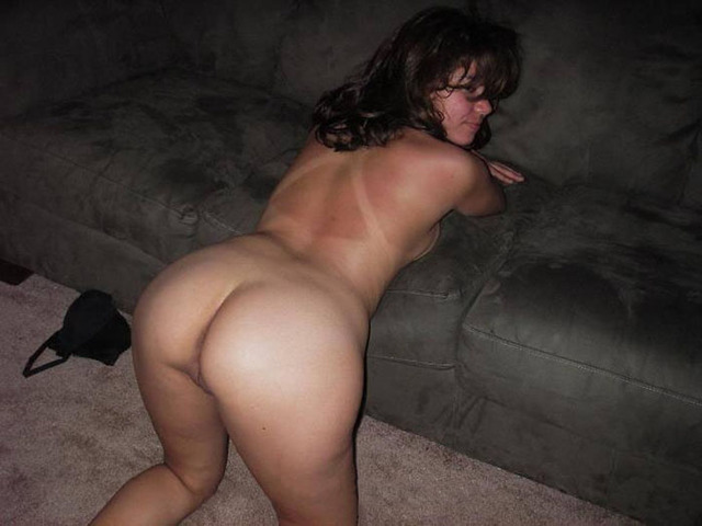 average naked womens butt
