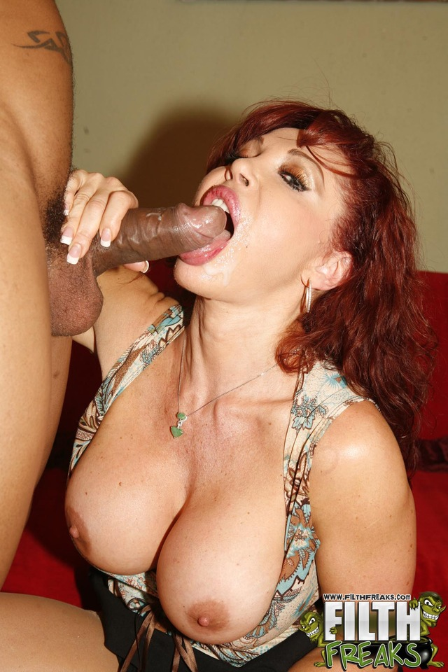 3 horny milf whores ravage young stud 9