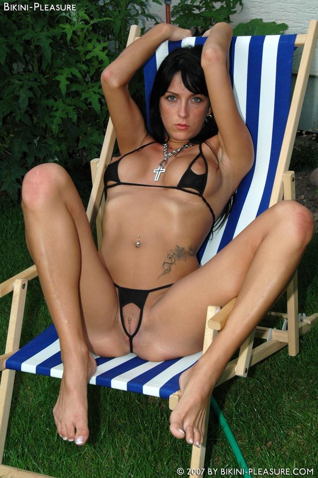 Idea Bikini mature picture recommend you