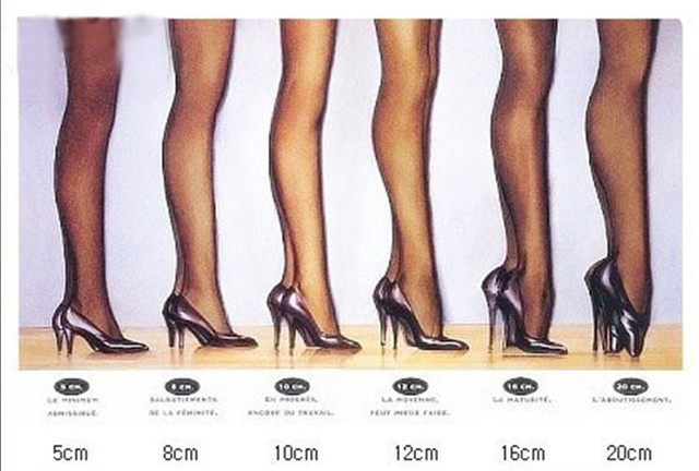 Как сделать туфли на один размер больше