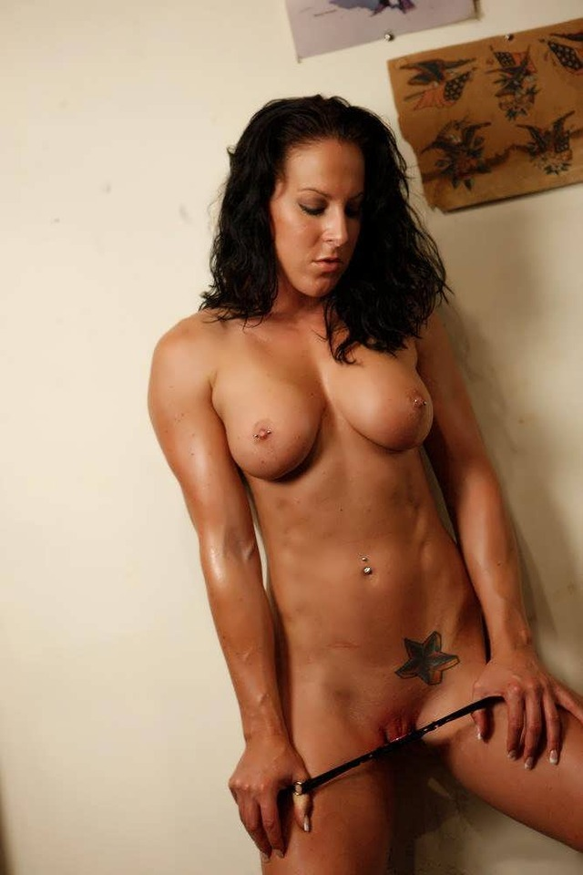 Worshipped fbb muscle pecs titts 3