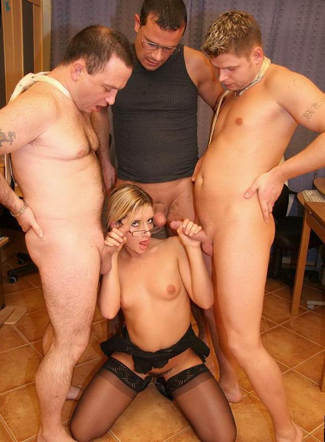Students Having Sex Classroom