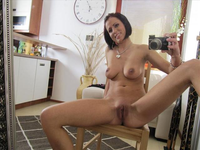True Sexy self shot nude milf sorry