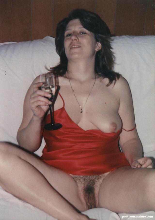 Naked british wife