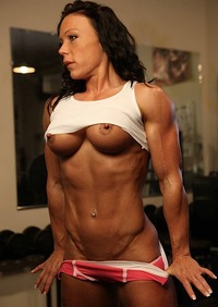 female mature nude porn muscle amateur female milf athletes