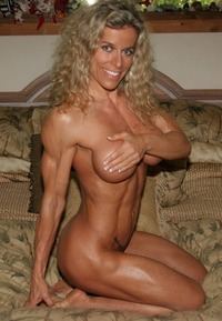 female mature nude porn muscle best bare female abs