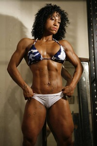 female mature porn body builder fbb female muscle