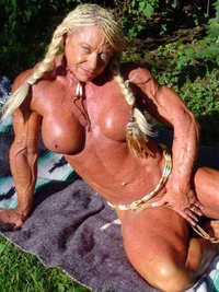 female mature porn bodybig ver female bodybuilding